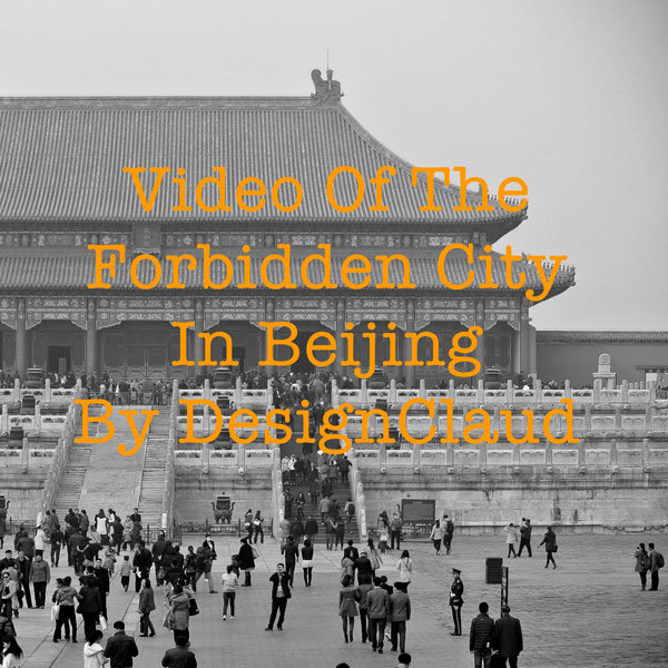 A Three Sixty @ The Forbidden City Beijing
