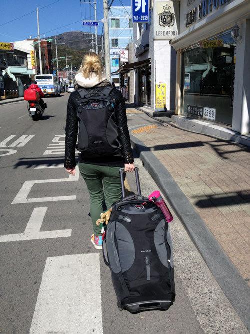 Long-term traveling