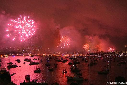 New Year in Sydney // 2013 – 2014