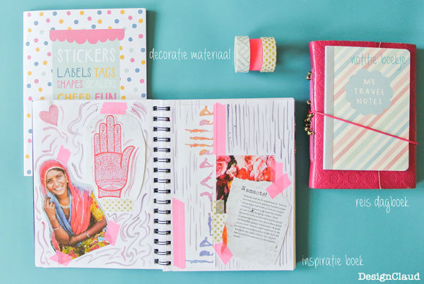 DIY // Creating Your Own Inspirational Journal