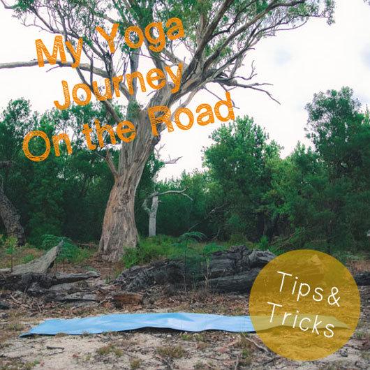 My Yoga Journey – Yoga On The Road