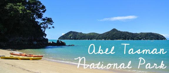 Abel Tasman – National Park