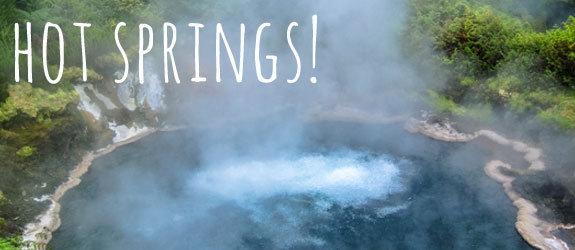 Rotorua Thermal Pools