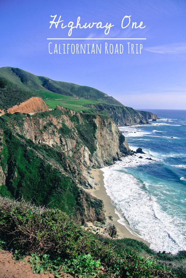Highway One Road Trip in California
