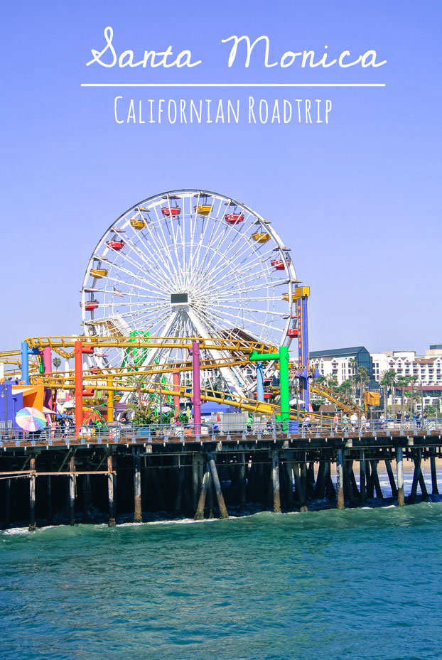Santa Monica & Venice Beach Boardwalk