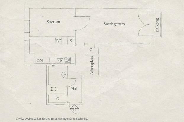 Scandinavian-apartment