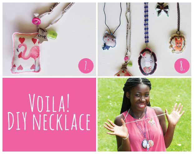 DIY-necklace