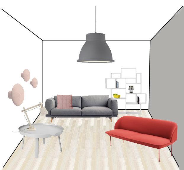Muuto living & dining room