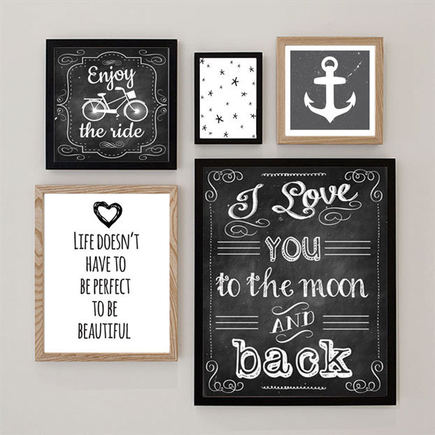 New Art & Quote Prints in our shop