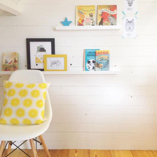 Eames Schommelstoel Babykamer.De Babykamer Update 1 Designclaud