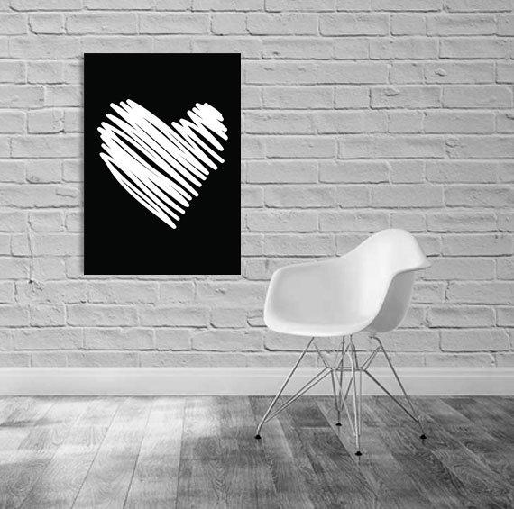 Heart-Zwart-Interior