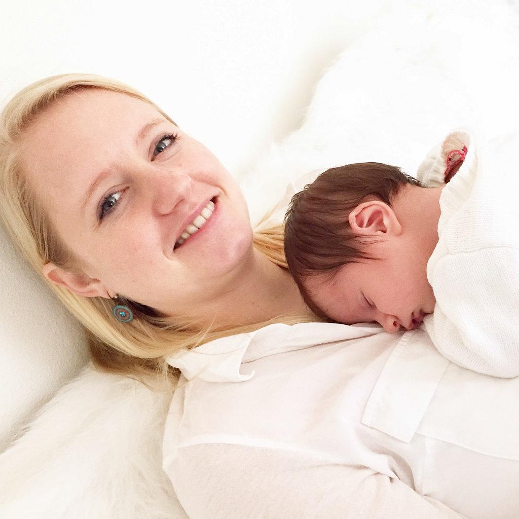 Baby bloggen: Zo af en toe…