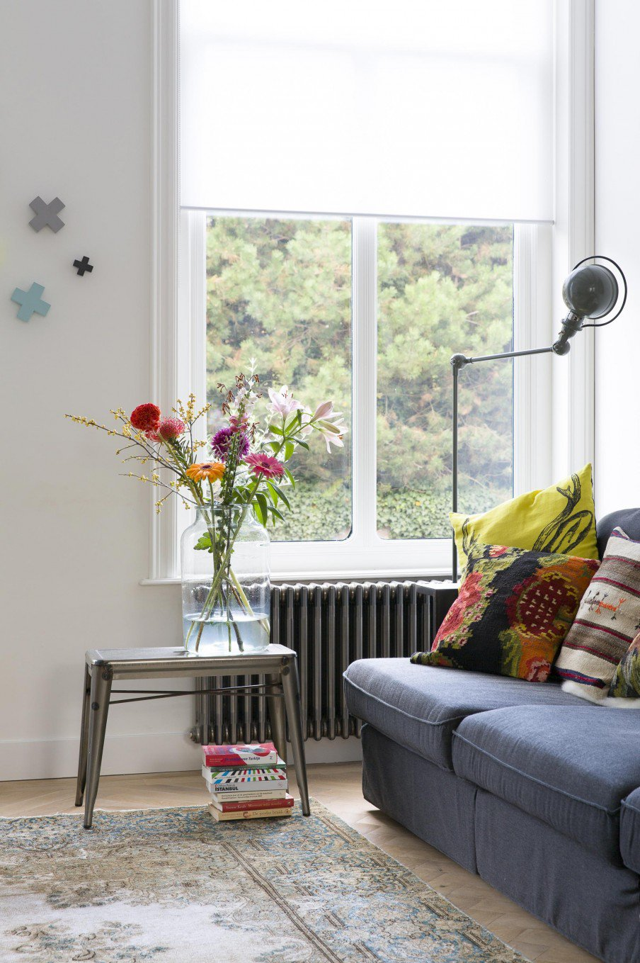 Een stoer interieur + DIY ideeën - DesignClaud