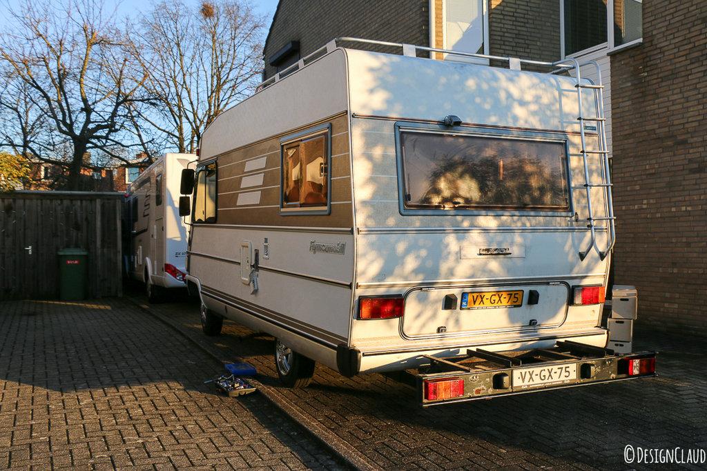 Caravan Zonder Badkamer : Deel 1: het opknappen van een camper interieur designclaud