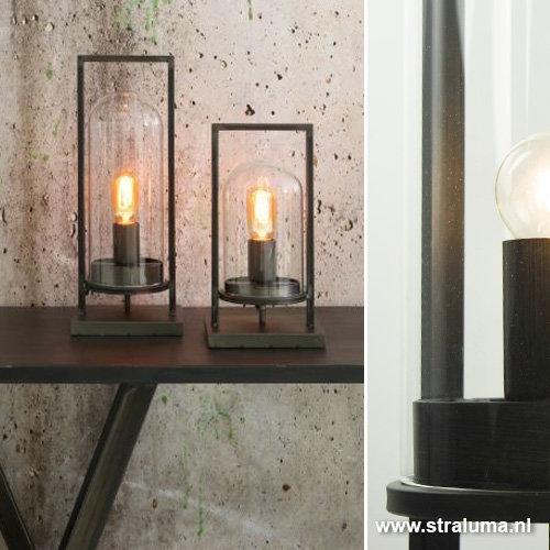 Stoere industri le tafellampen designclaud for Mooie tafellampen