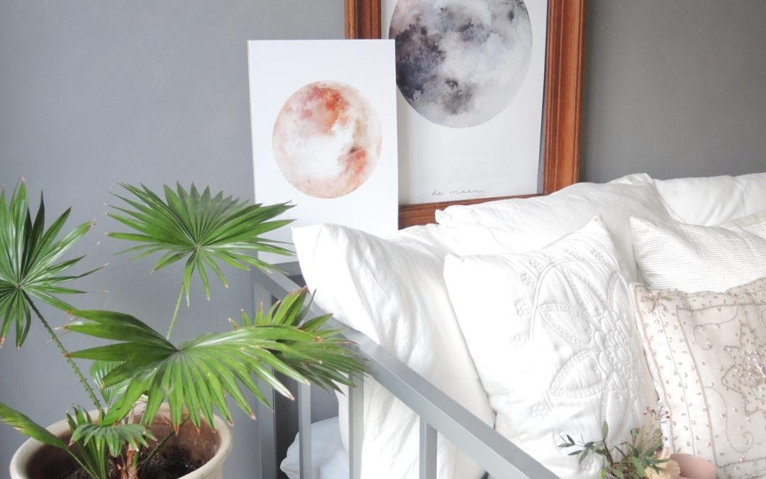 Maan Posters van DesignClaud bij Muy Bien thuis!