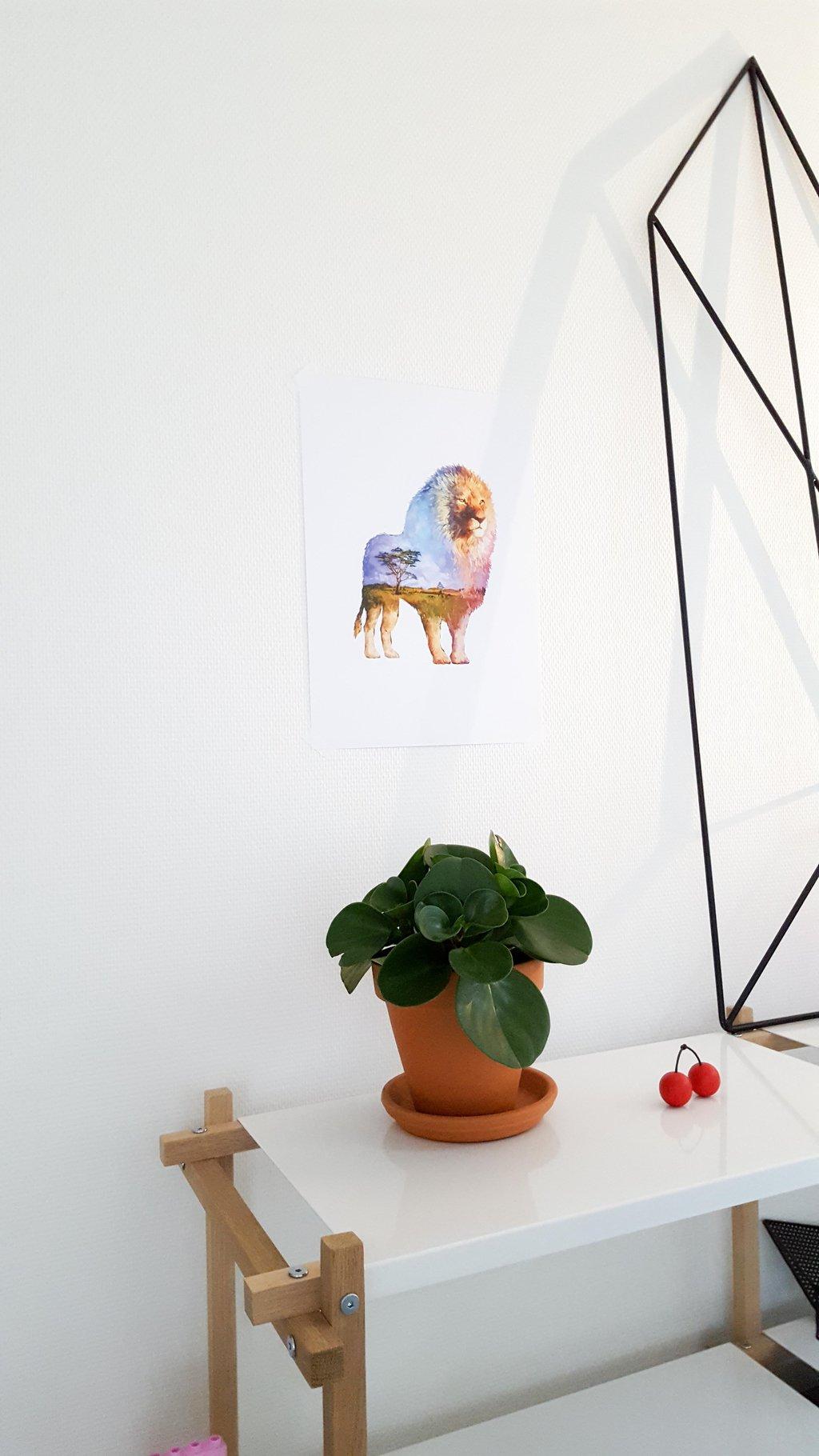 Kamer poster idee baby - Kind design kamer ...