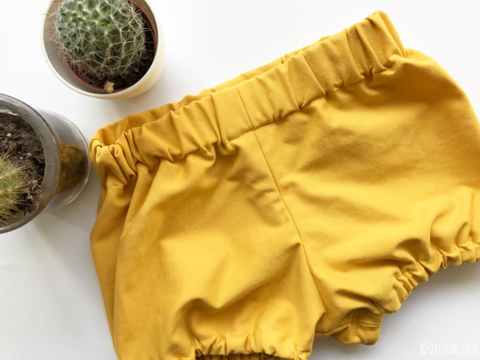 Naaiproject: Baby Bloomers