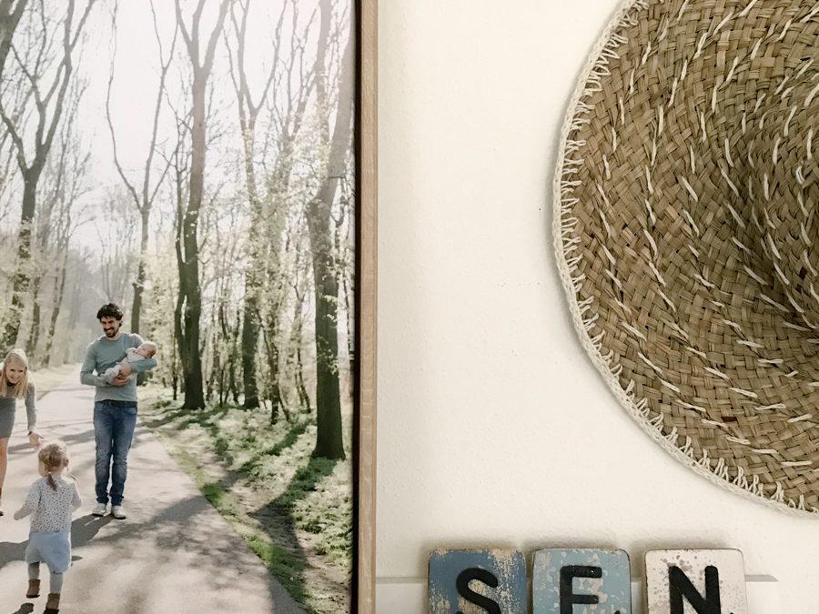 Mijn interieur: Foto op canvas in een mooie baklijst - DesignClaud