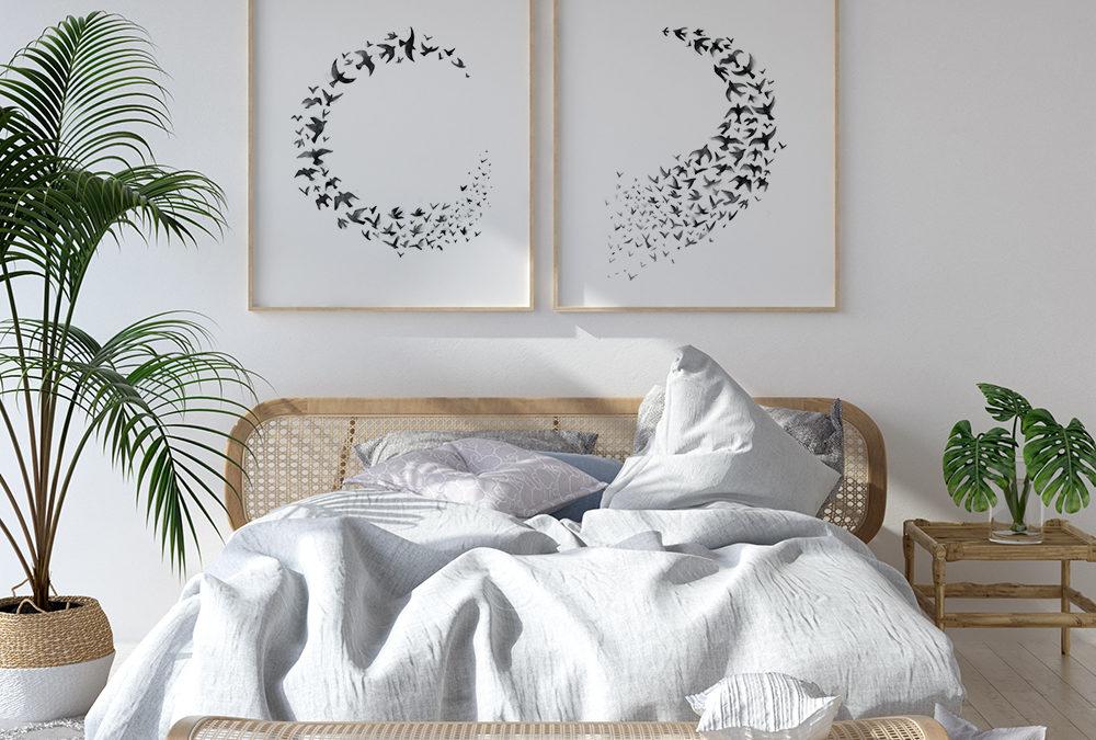 Vaak Posters ophangen in je interieur? Maak een gallery wall - DesignClaud #TX82